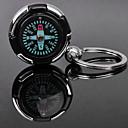 ieftine Breloage-Personalizate gravate cadou Compass formă Lover keychain