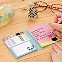 رخيصةأون دفاتر و ملصقات-مذكرة جميلة نمط الحيوان الأزياء (لون عشوائي)