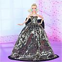 رخيصةأون أساور ساعات هواتف أبل-دمية اللباس حفلة / سهرة إلى Barbie البوليستر فستان إلى لفتاة دمية لعبة