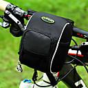 ieftine Genți Bicicletă-FJQXZ Genți Ghidon Bicicletă Impermeabil Uscare rapidă Purtabil Geantă Motor Nailon 600D Poliester Geantă Biciletă Geantă Ciclism Ciclism / Bicicletă
