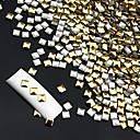 100 pcs Nail Jewelry nail art Manicure Pedicure Daily Abstract / Fashion / Metal