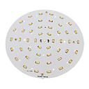 povoljno Stropna svjetla-1pc 10 W 1500-1700 lm 48 LED zrnca SMD 5730 Toplo bijelo 100-240 V / RoHs
