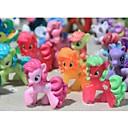povoljno Šminka i njega noktiju-Moj mali poni Loose Action Figure igračku 4-6cm Pony Littlest Slika dar za djecu