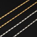 ieftine Carcase / Huse de Samsung-Pentru femei Lănțișoare femei Modă Placat cu platină Placat Auriu Aur alb Argintiu Auriu Coliere Bijuterii Pentru Nuntă Petrecere Zilnic Casual