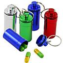 abordables Emergencia y Supervivencia-caja de la píldora Impermeable Senderismo Plástico Others