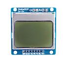 """ieftine USB-uri-1.6 """"nokia 5110 LCD modul albastru cu iluminare din spate pentru (pentru Arduino)"""