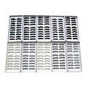 ieftine Produse Fard-Geană Gene False 200 pcs Volum Mărit / Natural / Gros Geană Clasic Extra Lung Zilnic Machiaj Cosmetic