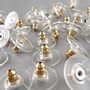 povoljno Naušnice-Žene Stražnji dio naušnice jeftino dame Klasik Pozlaćeni Naušnice Jewelry Obala Za Dnevno Kauzalni