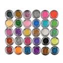 ieftine Îngrijire Unghii-30 Culori Fard de Pleope Pudre Ochi Mat Sclipici Luciu Strălucire fumuriu Μακιγιάζ για Πάρτι Cosmetic Cadou