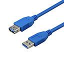 ieftine USB-uri-3m 9.84ft USB3.0 de sex masculin la feminin extensie USB transport gratuit USB3.0 cablu