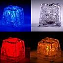 ieftine Brățări-schimbare de culoare cuburi de gheata condus de lumină în formă de recuzită de Halloween
