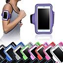 preiswerte Universelle Hüllen- & Handytaschen-Hülle Für iPhone 6s Plus / iPhone 6 Plus / Universell mit Sichtfenster / Armband Armband Solide Weich Textil