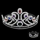 رخيصةأون ساعات الرجال-الفضة الملكة والملك و Headwears جديدة (2 قطعة)