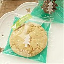 cheap Gifts-10 Pieces The Green Christmas Tree Gift Bag