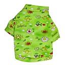 ieftine Caiete & Bilete Lipicioase-Pisici Câine Tricou Îmbrăcăminte Câini Terilenă Costume Pentru Primăvara & toamnă
