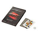 رخيصةأون الستائر-نافذة من الحجر ديفيد تغيير بطاقة من خلال زجاج الدعائم السحر مع dvd