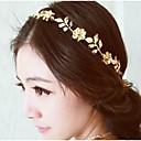 ieftine Bijuterii de Păr-Pentru femei Fete femei Floral De Bază Flori Aliaj Veșminte de cap Cordeluțe Casual Petrecere Logodnă