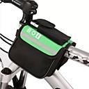 ieftine Fâșii Becurie LED-BOI 8 L Telefon mobil Bag Genți Cadru Bicicletă Top Tube Bag Reflexiv Impermeabil Geantă Motor Poliester Geantă Biciletă Geantă Ciclism iPhone X / iPhone XR / iPhone XS Ciclism / Bicicletă