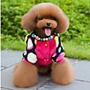 ieftine HDMI-Pisici Câine Haine Σακάκι Iarnă Îmbrăcăminte Câini Costume Lână polară Cosplay Nuntă XS S M L XL