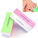 cheap Nail Care-4 Way Nail Buffer Block | Mini Manicure Set | Mineral Cosmetics Natural Nail Polisher With 4 Sides – File, Smooth, Shine