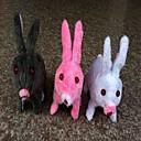 ieftine Lupe-jucarii moale Jucarii Rabbit Novelty Electric Pluș Băieți Fete Bucăți