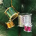 povoljno iPhone maske-šareni Božić bubanj Božićni ukras Božićno drvce ukras (6 kom ili 12 komada)