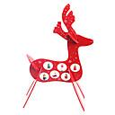 povoljno Igračke za mačku-Božićni drvene jelena opremanje darovi
