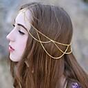 رخيصةأون مجوهرات الشعر-shixin® الأوروبي خمر شرابة بسيطة عقال (1 PC)