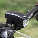 رخيصةأون اضواء الدراجة-الليزر اضواء الدراجة ضوء الدراجة الأمامي مصابيح الدراجة دراجة جبلية الدراجة ركوب الدراجة ضد الماء محمول زلة المضادة أداة متعددة زر البطارية بطاريات خلية 600 lm البطارية Camping / Hiking / Caving
