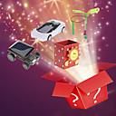 povoljno LED svjetla u traci-3pcs božić sretan bag - solarni pogon gadgete, glazba kutija, leteći naprava (slučajni uzorak)