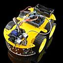 povoljno DIY setovi-Bluetooth kontrolira robot auto setove za Arduino