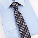 رخيصةأون ساعات الرجال-ربطة العنق منقوش رجالي حفلة / عمل / أساسي