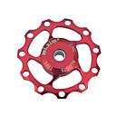 abordables Accesorios para la Lluvia-Bicicleta Desviadores Rueda de guía de bicicleta Ciclismo Duradero Para Ciclismo Bicicleta de Pista Bicicleta de Montaña Aluminum Alloy Rojo Azul Dorado