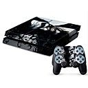 B-SKIN Sticker Sony PS4 ,  Sticker PVC 1 pcs unit