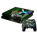povoljno PS4 oprema-B-SKIN Naljepnica Za Sony PS4 ,  Naljepnica PVC 1 pcs jedinica