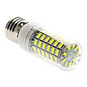 رخيصةأون أضواء LED ذرة-BRELONG® 1PC 5 W 400 lm E26 / E27 أضواء LED ذرة T 69 الخرز LED SMD 5730 أبيض دافئ / أبيض كول 220-240 V