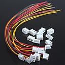 povoljno Konektori i terminali-xh2.54-3p jednu glavu žice sa žicom terminala (10pcs)