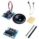 povoljno Napajanja-isd1820 audio snimanje zvuka modula w / mikrofon / zvučnik i pribor za Arduino