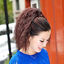 رخيصةأون المكياج & العناية بالأظافر-ذيل الحصان جودة عالية قطعة الشعر إطالة الشعر كلاسيكي يوميا