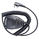 ieftine Walkie Talkies-microfon baofeng 5r-mic interfon profesionist de înaltă calitate design unic walkie talkie microfon de mână aplicabil mașină hotel supermarket cablu conectat