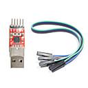 ieftine Module-CP2102 USB la modul Convertor TTL pentru (pentru Arduino) (funcționează cu oficial (pentru Arduino) placi)