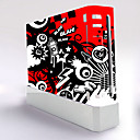 B-SKIN Sticker Wii U / Wii ,  Novelty Sticker PVC 1 pcs unit