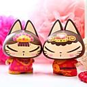povoljno Akcijskih figura i modeli-zhuaimao akcijska figurica igračke za kreativni dar uređenje doma automobila ukras auto styling rođendanski poklon za djevojku (2pcs)