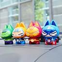 povoljno Akcijskih figura i modeli-zhuaimao® akcijska figurica akcija igračke figure super heroj kreativni poklon za dečka ukras uređenje doma automobila (4pcs)