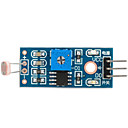 1-Way Photo Resistor Sensor Module Arduino (Works Official Arduino Boards)