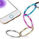 povoljno Ženski satovi-visokokvalitetno metalno Početna stranica cover prsten zaštitnika krug za iPhone 6/6 plus / 5s / iPad zraka 2 / iPad mini