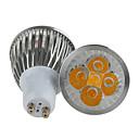 ieftine Cabluri de Adaptor AC & Curent-1 buc 5 W Spoturi LED 140-160 lm GU10 5 LED-uri de margele LED Putere Mare Intensitate Luminoasă Reglabilă Alb Cald Alb Rece 220-240 V / 1 bc / RoHs