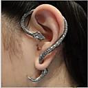 ieftine Carcase iPhone-Pentru femei Cătușe pentru urechi Șarpe Ieftin Declarație femei Personalizat Punk European cercei Bijuterii Bronz / Auriu / Argintiu / gri Pentru Nuntă Petrecere Zilnic Casual