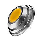رخيصةأون المكياج & العناية بالأظافر-2 W LED ضوء سبوت 120-150 lm G4 1LED الخرز LED COB أبيض دافئ أبيض كول 12 V / قطعة / بنفايات / CCC