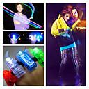 olcso Világító játékok-4db vezetett finger ring light
